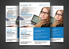 Corporate Business Flyer Template by AfzaalGraphics on Creative Market