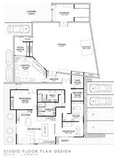 Studio Plans And Designs basement floor plan, electric lady studios, new york | jimi