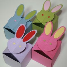 Pin by kyung nam on projects to try pinterest box easter and gift bunny bonanza easter crafts kidscute cardsbox templatespaper negle Images