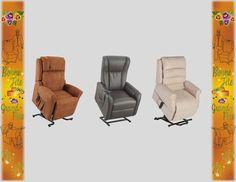 4 octobre 2015 : C'est la fête des grand-pères. Pensez à leur confort au quotidien avec un fauteuil releveur électrique et relaxation. Ce type de fauteuil offre une assise sans effort et en toute sécurité, une détente en position allongée. Tout au long de la journée votre grand-père maintient votre tonus musculaire en passant de la position debout à la position assise sans l'aide d'une tierce personne. Il existe un grand choix de fauteuils releveurs électriques suivant vos besoins