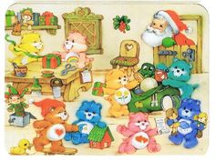care bears clipart images | Care Bear Clip Art 2329 | Flickr - Photo Sharing!