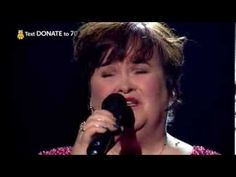 Susan Boyle - You Raise Me Up . Children In Need 2013 - YouTube