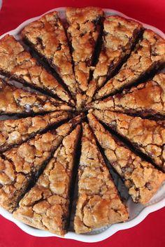 The Apron Gal: Cookie Brownie Pie