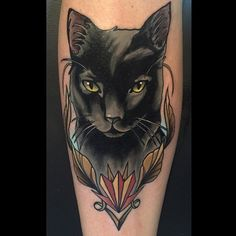 Tattoo by @brian_povak
