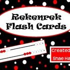 Rekenrek Flash CardsBuild mental math skills and help students subitize numbers 0-20.All combinations of 0-20 possible on rekenrek included...