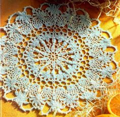 Красивая салфетка Цветочки. Обсуждение на LiveInternet - Российский Сервис Онлайн-Дневников