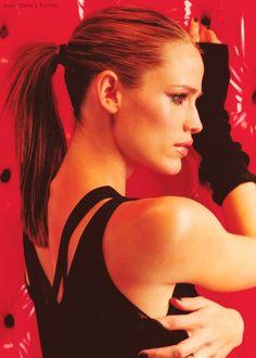 Jennifer Garner - Rolling Stone photo shoot