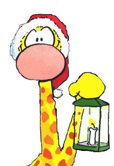 Animated Gif by Anja H Giraffe Art, Cute Giraffe, Gif Animé, Animated Gif, Painting For Kids, Painting & Drawing, Illustrations, Illustration Art, Gifs