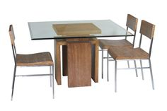 33 best glass top dining tables images glass top dining table rh pinterest com