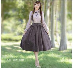 elegante mulher demonstyle 2013 vintage longo- manga vestido vestido da senhora roupas femininas 93.00