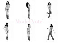Voorbeeld poses model - Hoe poseren voor een fotoshoot?