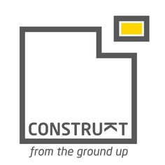 Construkt Construction Buildings #Logo #o8 #Origin8Concepts #Branding