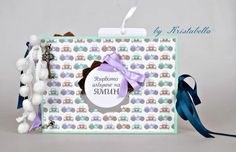 Baby Boy First Year Scrapbook Album  by KristabellaCreations