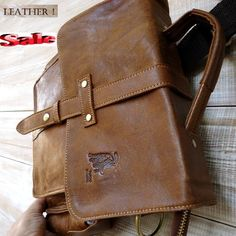Genuine Real Leather Shoulder Tablet Bag Messenger « Clothing Impulse