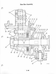 International 574 Tractor Hydraulic Pump Diagram. Engine