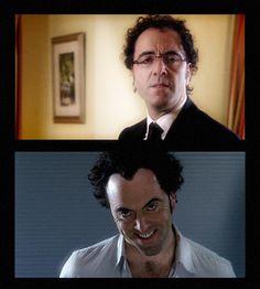James Nesbitt as Dr. Jekyll and Mr. Hyde