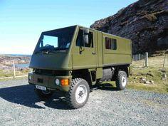 Bucher Duro Expedition 4x4 Camper overlander off road Motorhome, Swiss built like Unimog | eBay