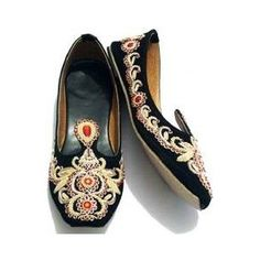 ethnic indian shoes