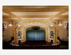 Minneapolis. State Theater where I saw Michael Buble in concert & Joseph and the Amazing Technicolor Dream Coat production...