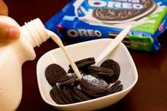 The Oreo Personality Test...Psychologists have discovered that the manner in which people eat Oreo cookies provides great insight into their personalities. Choose which method best describes your favorite method of eating Oreos: