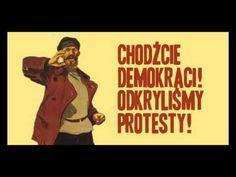 Komunikat Ministerstwa Prawdy nr 520: Odkrywca protestów