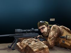 American Sniper, American Sniper: The Autobiography of the Most Lethal Sniper in U. Military History, Sci Fi, Workshop, American, Illustration, Movies, Art, Art Background, Science Fiction
