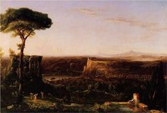 Italian Scene Composition - Thomas Cole