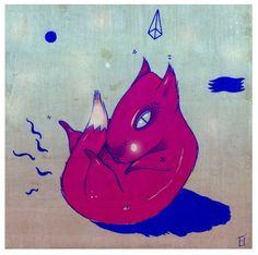 FROHLINE   illustration
