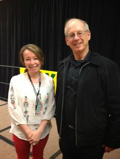 Crushin' on Krashen - Meeting the Second Language Acquisition Pioneer - The Gifted Gabber