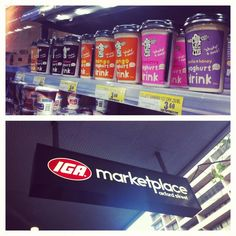 spotted in IGA, oxford street }:8