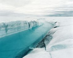 Greenland's Beautiful Icy Landscapes - Olaf Otto Becker.