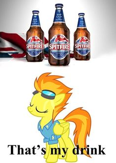 Spitfire's Drink