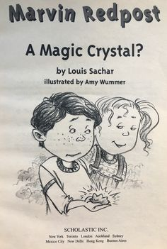 Another great chapter read find for the K-1st grader
