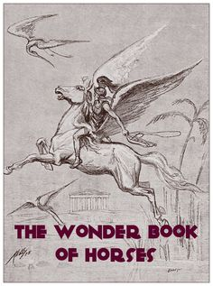 Wonder Book of Horses - public domain #ebook #free @hscommons