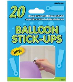 Unique Balloon Stick Ups-20PK at Joann.com