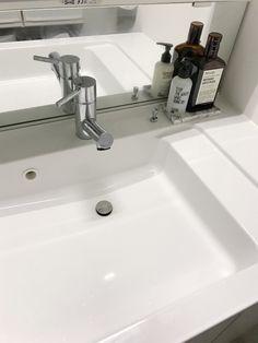 寝る前たった5分!洗面台をピカピカリセット♪|LIMIA (リミア)