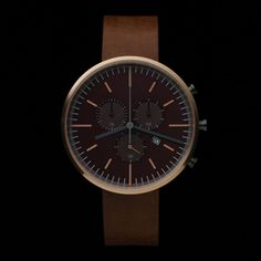 New 300 Series by Uniform Wares at Dezeen Watch Store! £620