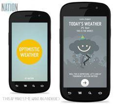 best weather app. Ever.