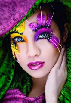 schminken fasching schminken karnaval schminktipps fasching schminktipps für fasching