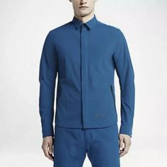 cb406381ac NikeLab ACG Tech Shirt Jacket 803490 496 Sz M L #fashion #clothing #shoes #