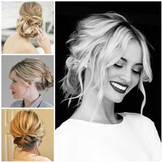 Best Updos for Medium Length Hair