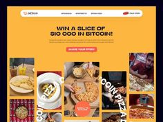 Pizza You, Buy Bitcoin, App Design, Animation, Animation Movies, Application Design, Motion Design