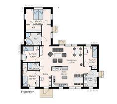 1-planshus | Våra hus