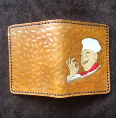 Wallet - Alton's Baker Man