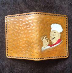 Wallet - Alton's Baker Man