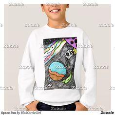 Space Fun Sweatshirt