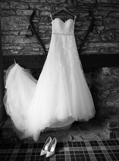 Sophia Tolli Prinia - Style No. Y11552 - straples lace and tulle wedding dress