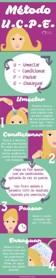 Método UCPE: o segredo da umectação capilar perfeita - Blog da Mimis #blogdamimis #cabelo #umectação #método #ucpe