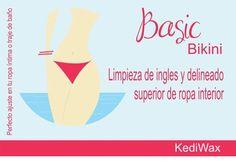Recuerden el Basic Bikini, info. y whatsapp 556113 5022, a domicilio o cabinas en Polanco, condesa y Escandón #LoBelloSinVello #SúperDepilación