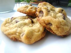 Soft and Chewy Chocolate Chip Cookies TASTY KITCHEN